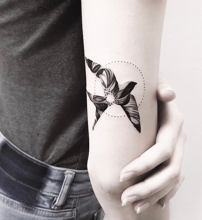 Swallow Tattoo by Vaders Dye