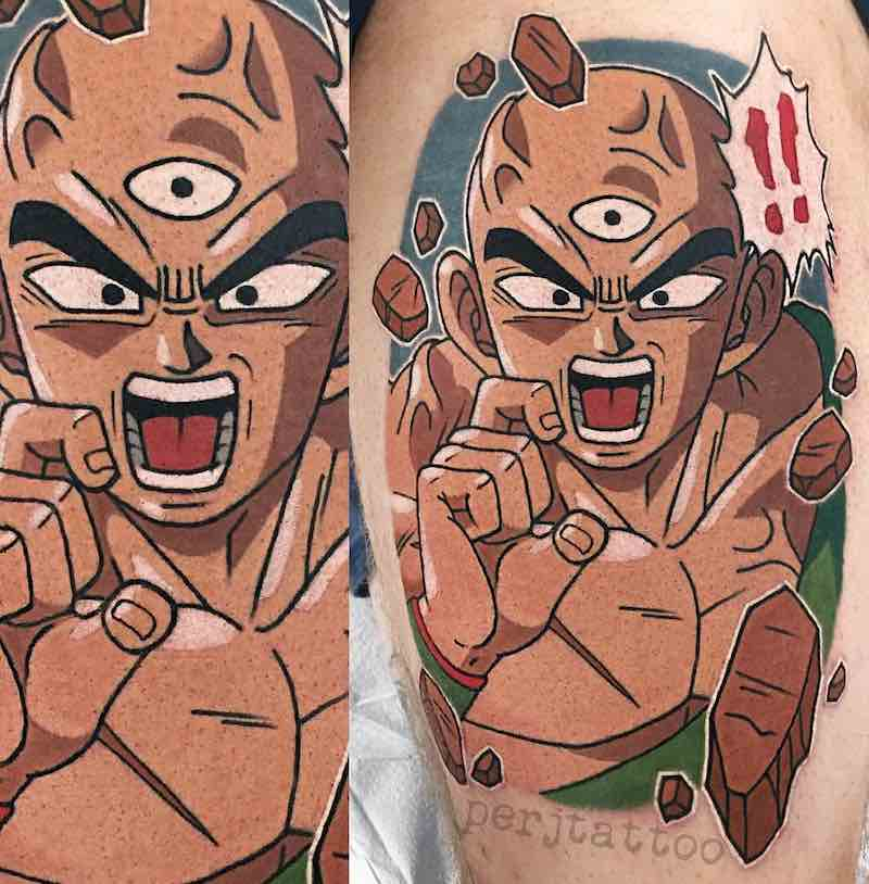 Tien Tattoo by Adam Perjatel