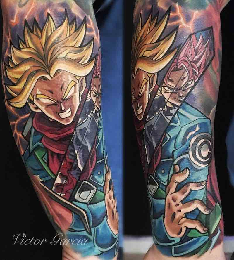 Trunks Tattoo by Victor Carlos Garcia