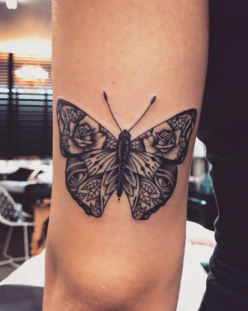 Butterfly Tattoo - Lucas Menezes