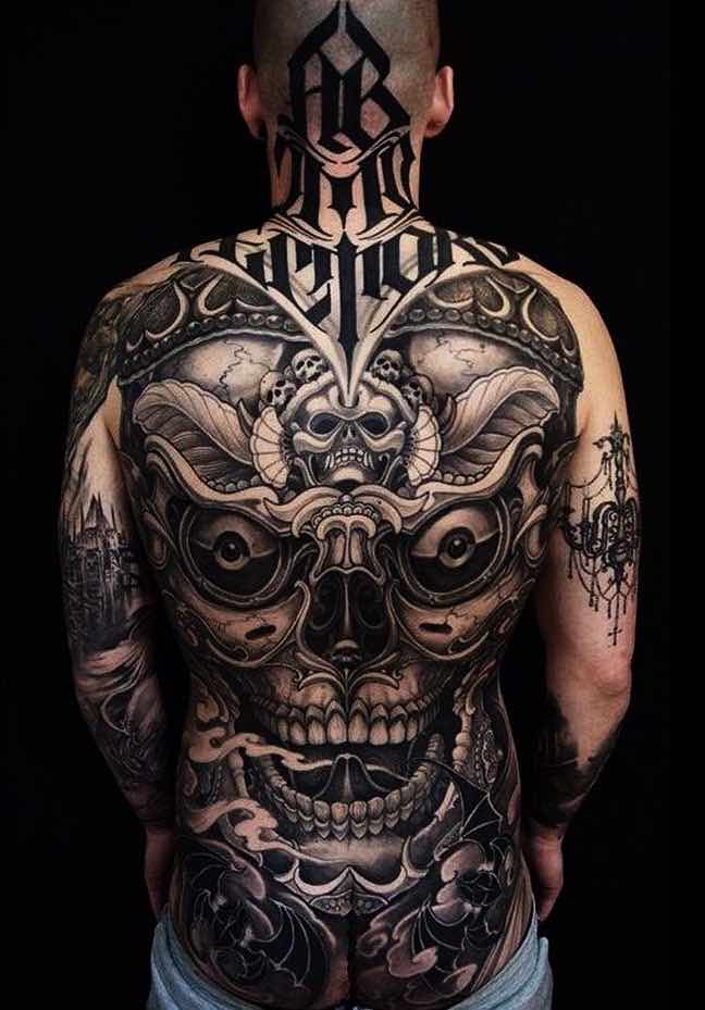 68 Best Back Tattoos Tattoo Insider