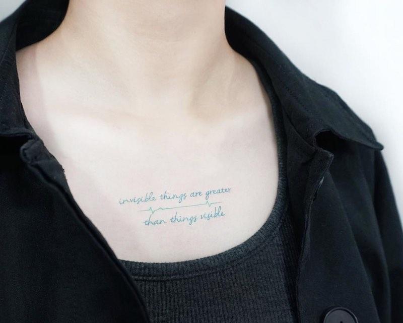 Lifeline Tattoo Tattooist IDA