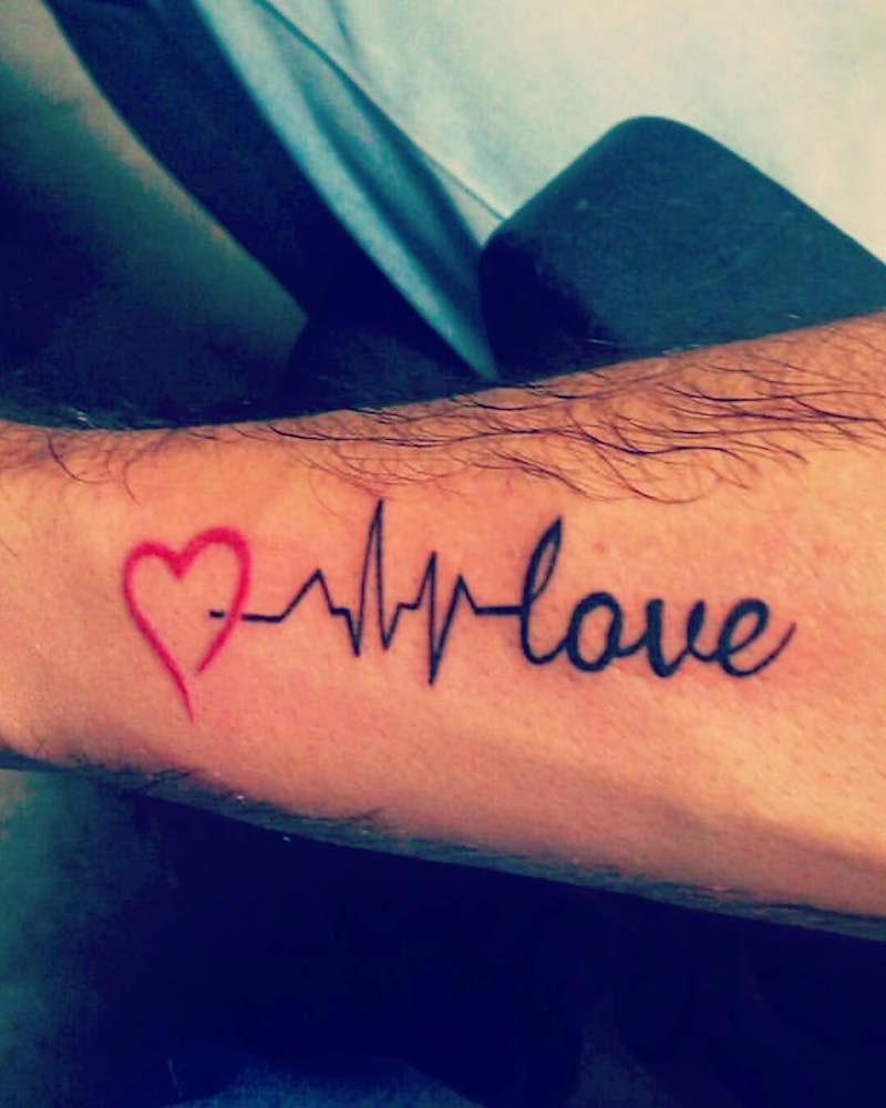 Lifeline Tattoo by Dragon Tattoos Gallary