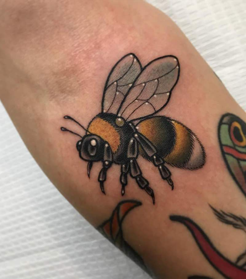 The Best Bee Tattoos Tattoo Insider