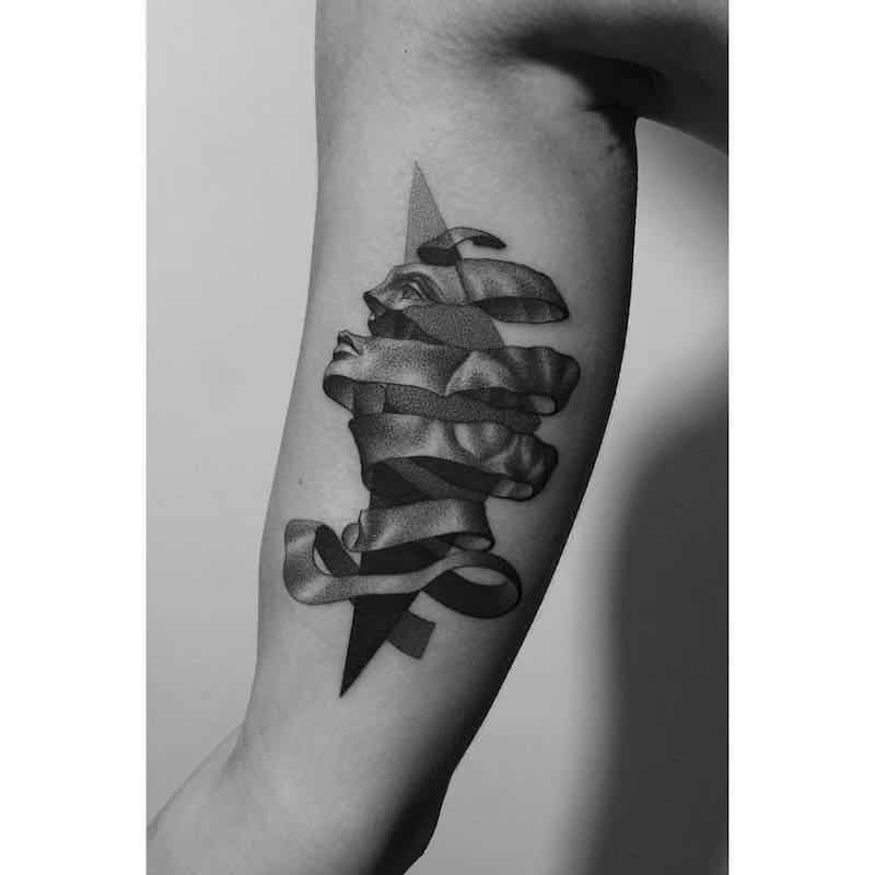 Surreal Tattoo 2 by Paweł Indulski