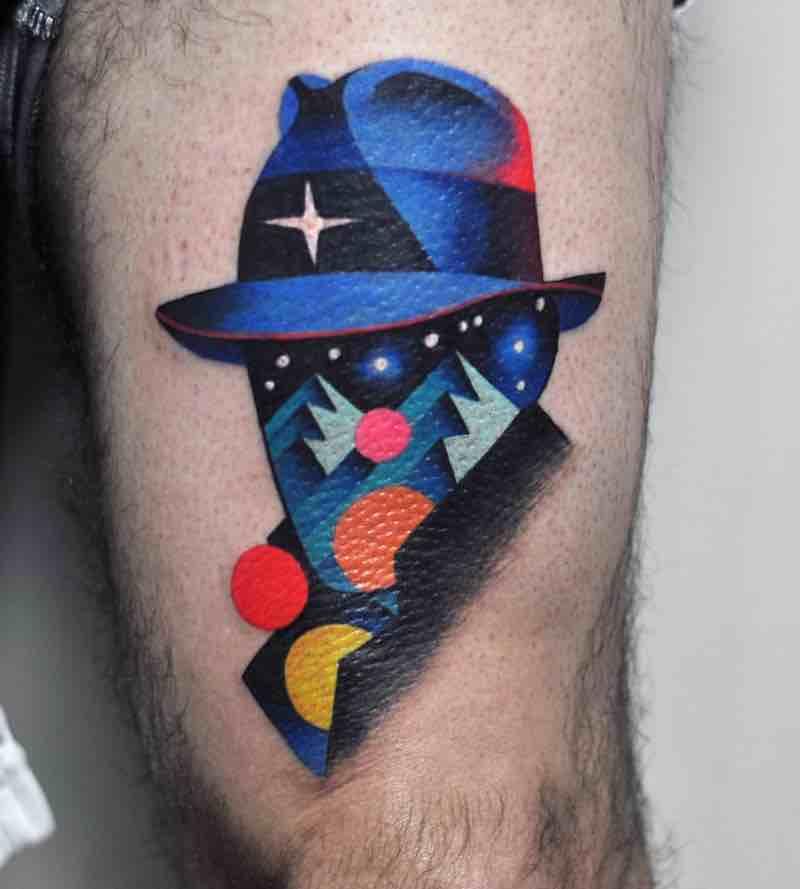 Surreal Tattoo 3 by David Peyote