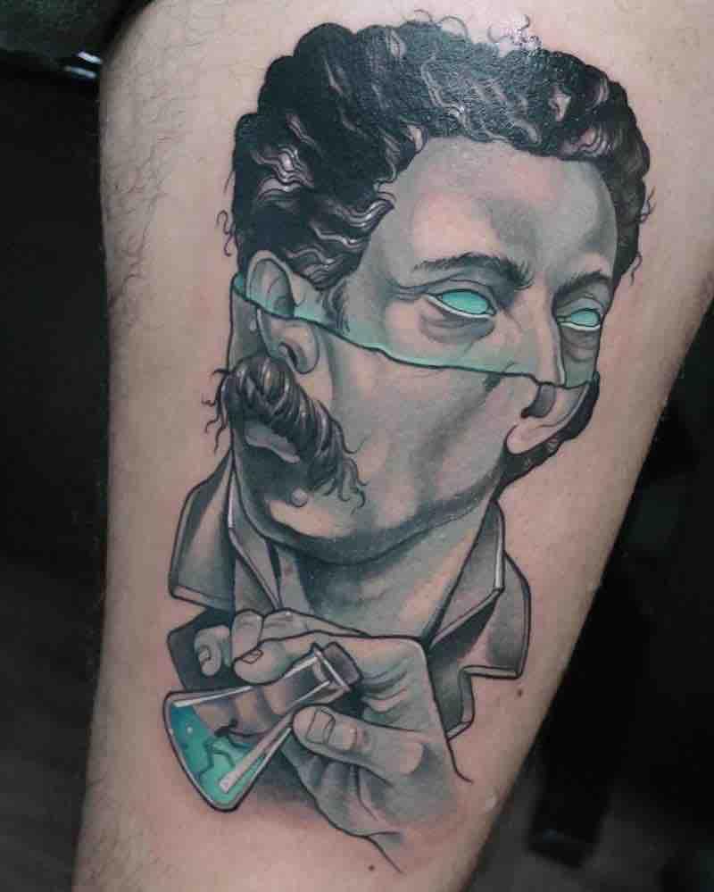 Surreal Tattoo 4 by Gianpiero Cavaliere