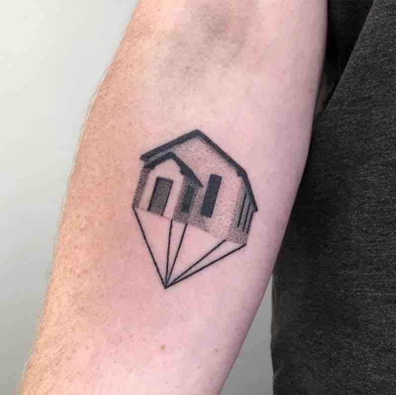 Surreal Tattoo by Stick Around Tattoo
