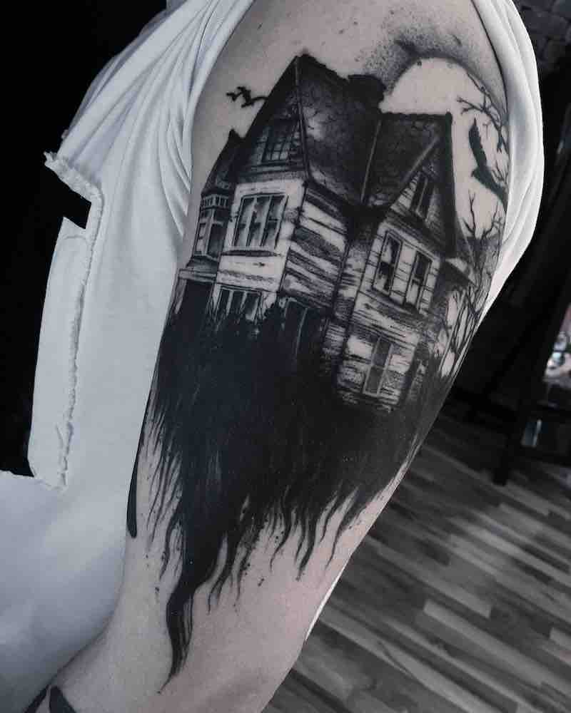 House Tattoo 3 by El Nigro