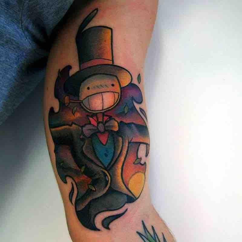 Turnip Head Tattoo by Fer