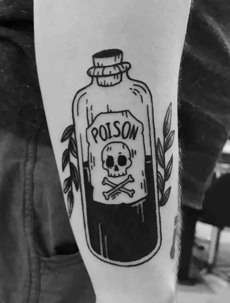 Poison Tattoo by Black Betty