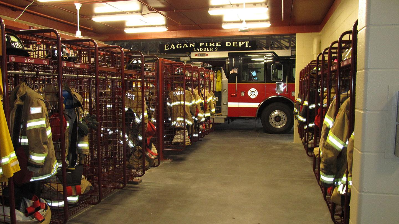 hu construction eagan fire station