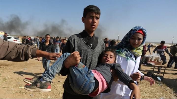 Virtual Days of Action: Support Palestine, End the Siege of Gaza, Boycott HP