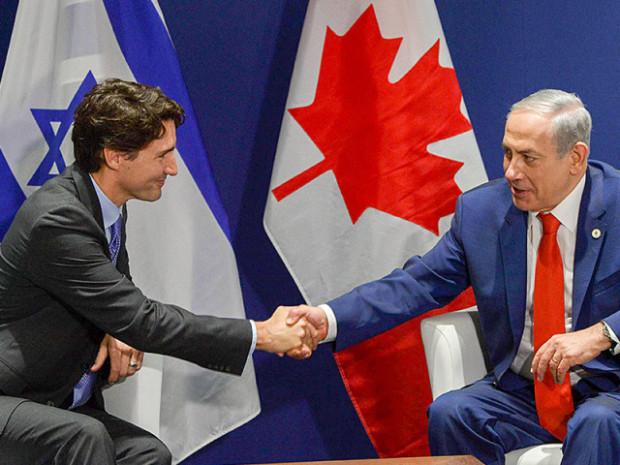 Canada's Vote at UN 2019