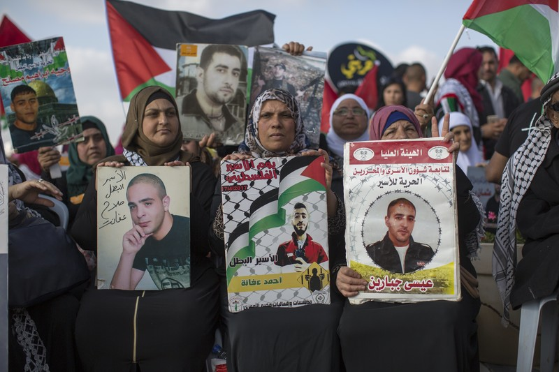 #PalestinianPrisonersDay: Ansar and the Israeli Jailer