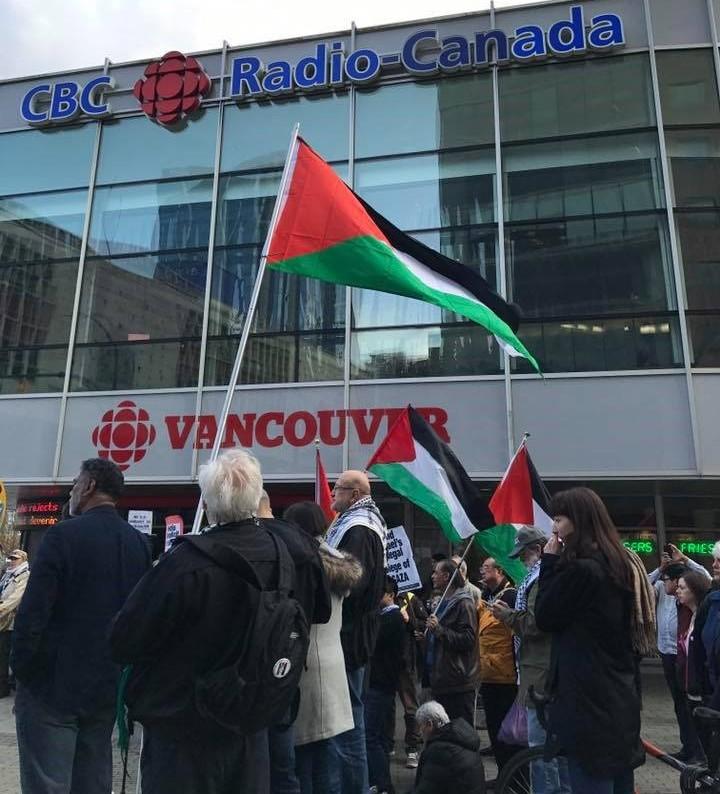 CBC Denies Palestine's Existence