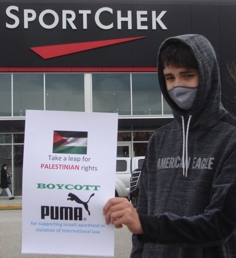 #BoycottPuma: Give Puma the Boot!