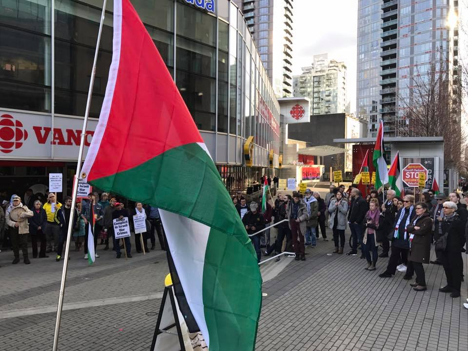 CBC still mulling over its anti-Palestinian bias