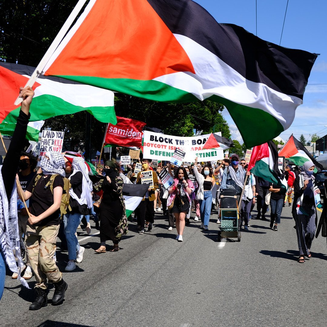 Letter to Transport Minister Omar Alghabra: Israeli Apartheid Not Welcome in Canadian Ports #BlocktheBoat