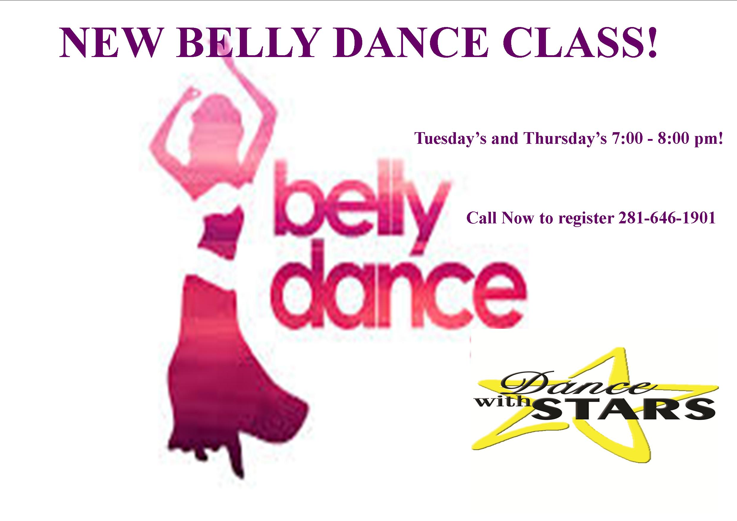 belly dance ad