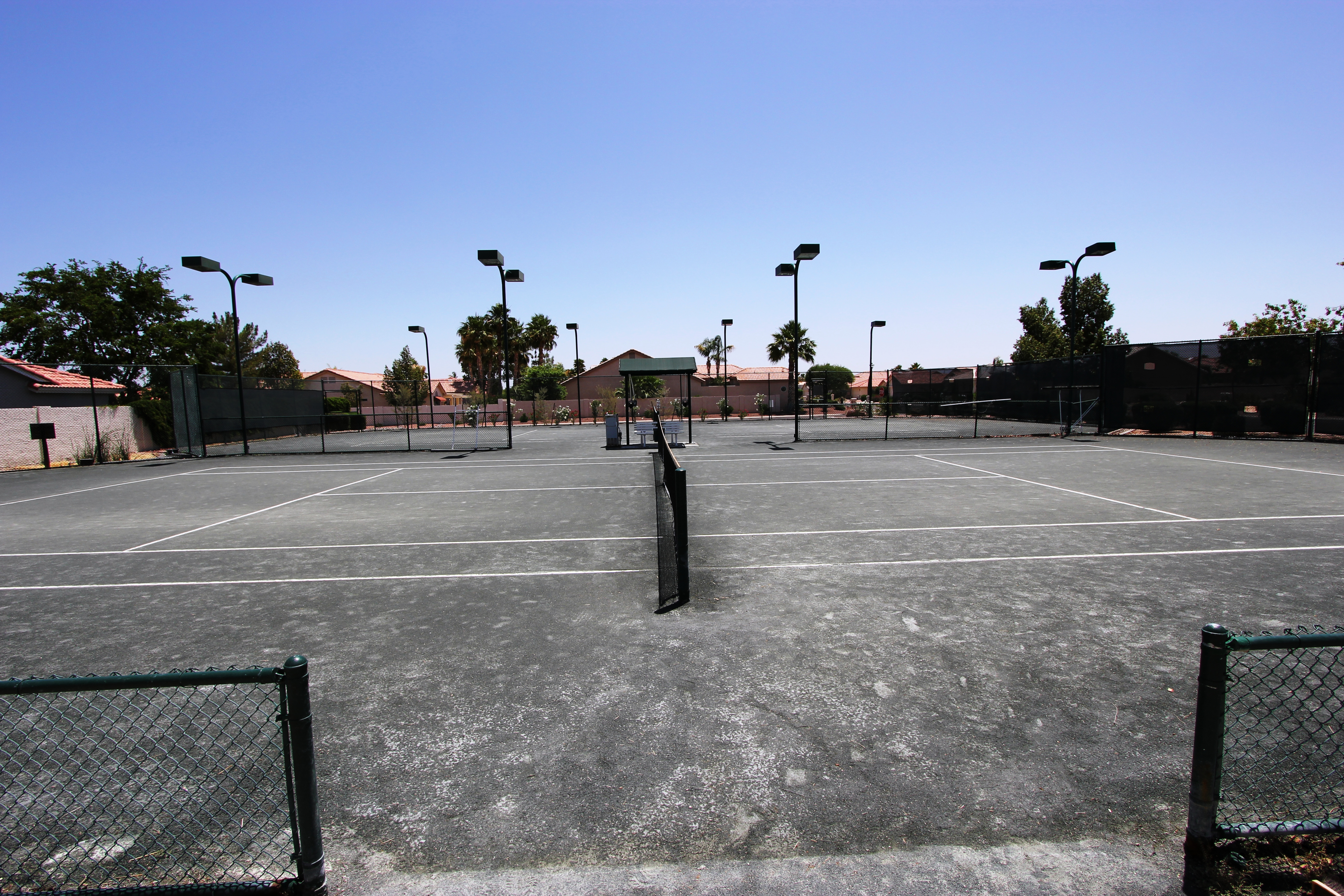 11 Tennis Courts
