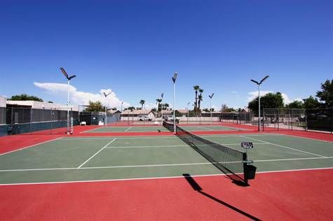 12 Tennis Courts