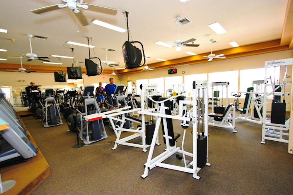 13 Oakwood Health Club