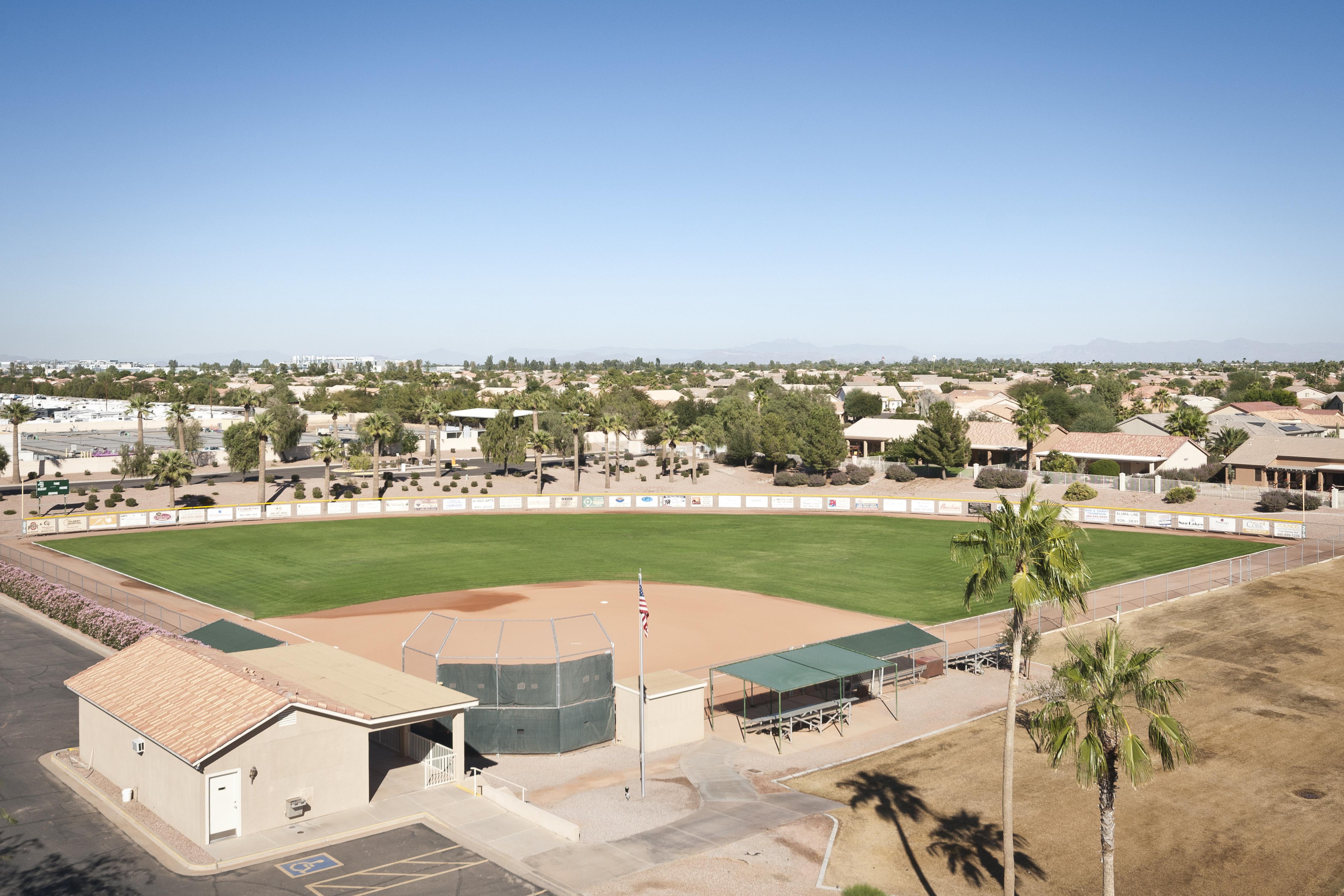 15 Community Softball Field