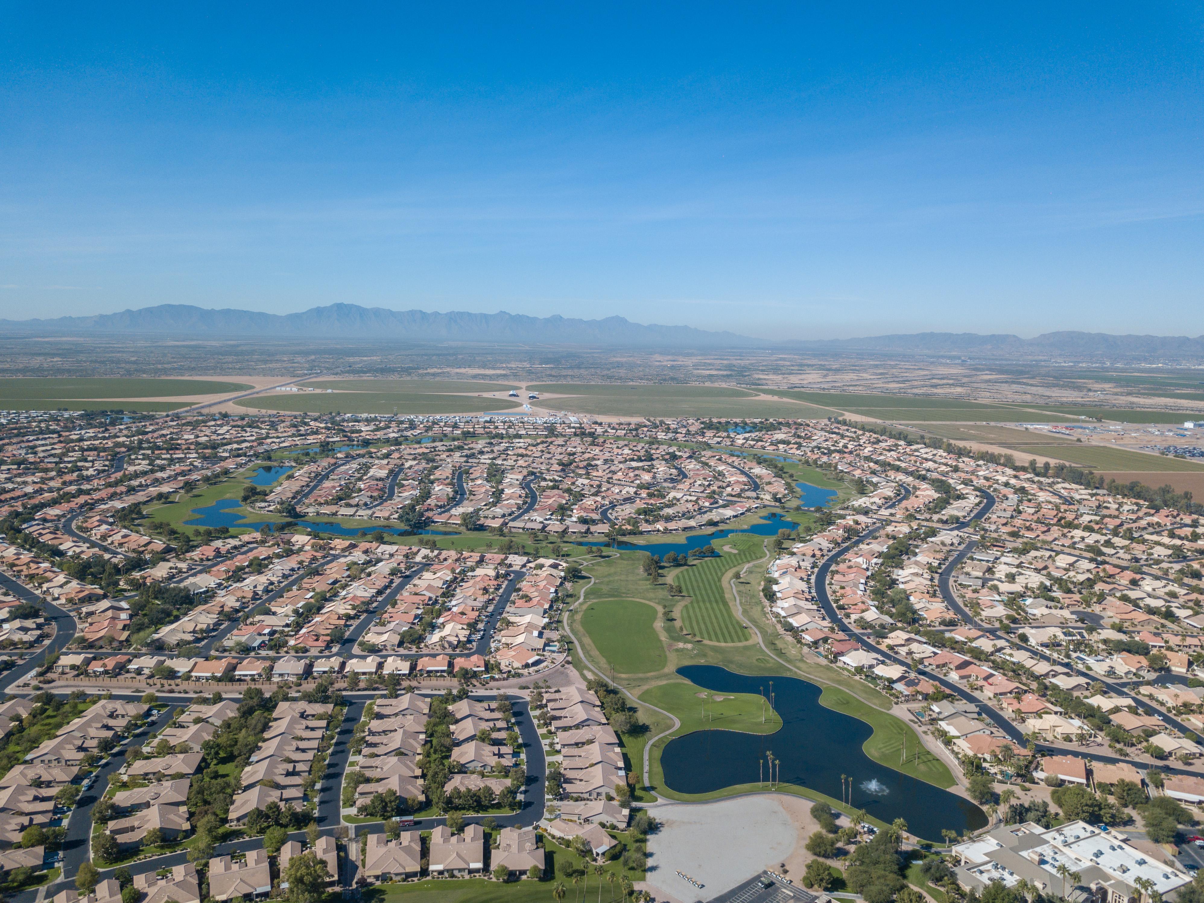 16 Aerial View of Oakwood