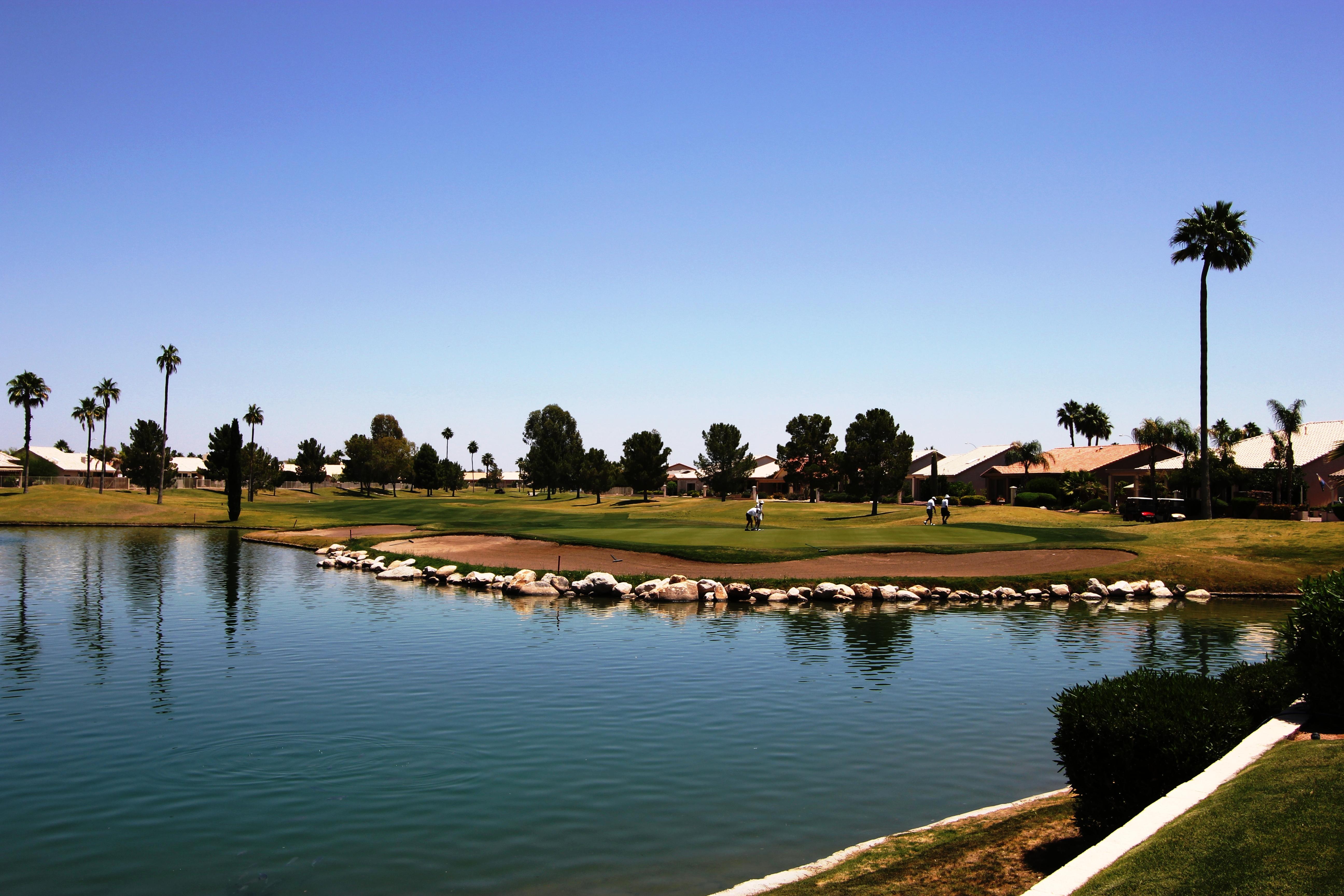 9 Golf Course