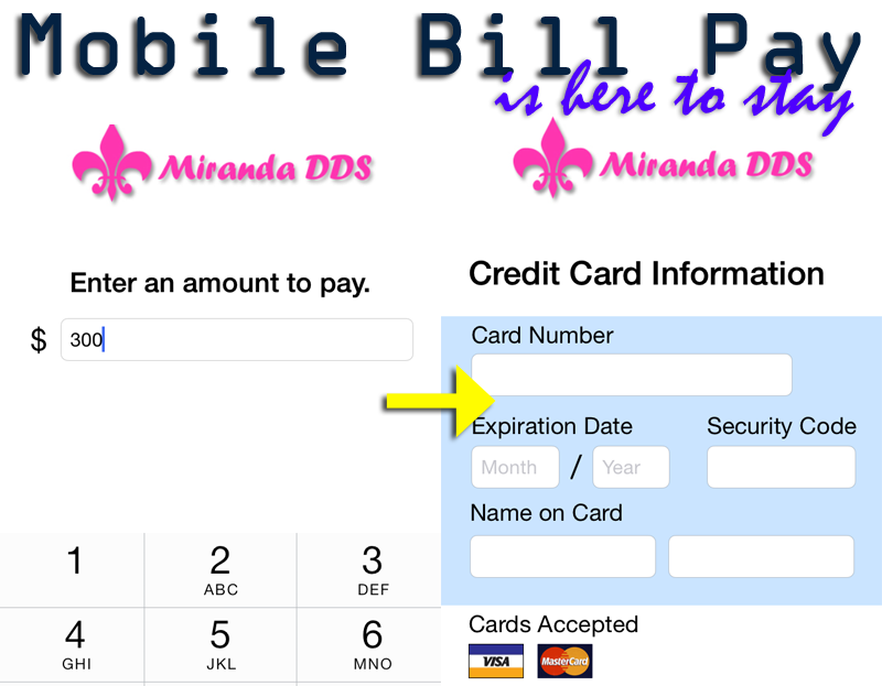 Mobile Bill Pay is Here to Stay
