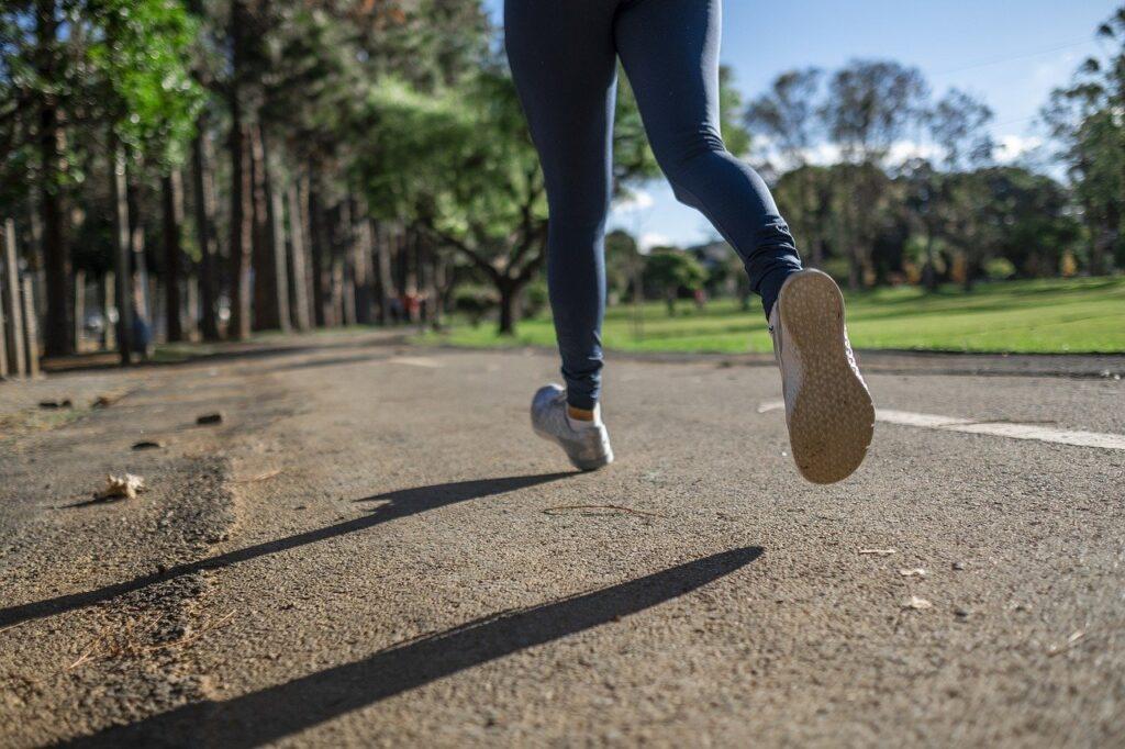 Running Woman Race Athlete Sport