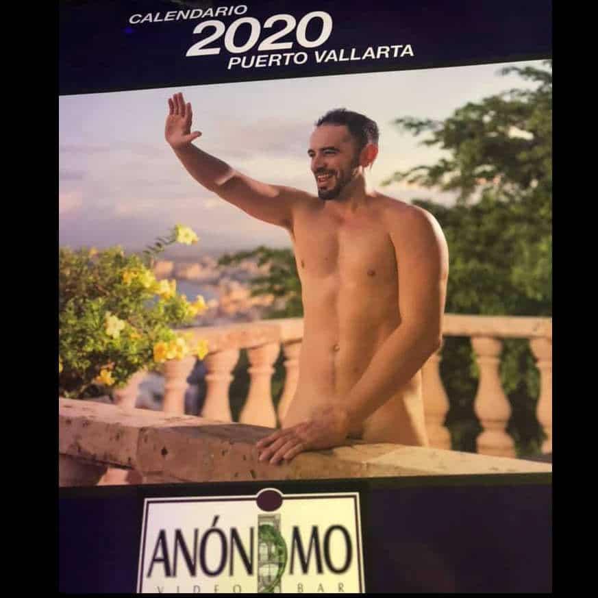 Anonimo Calendar 2020