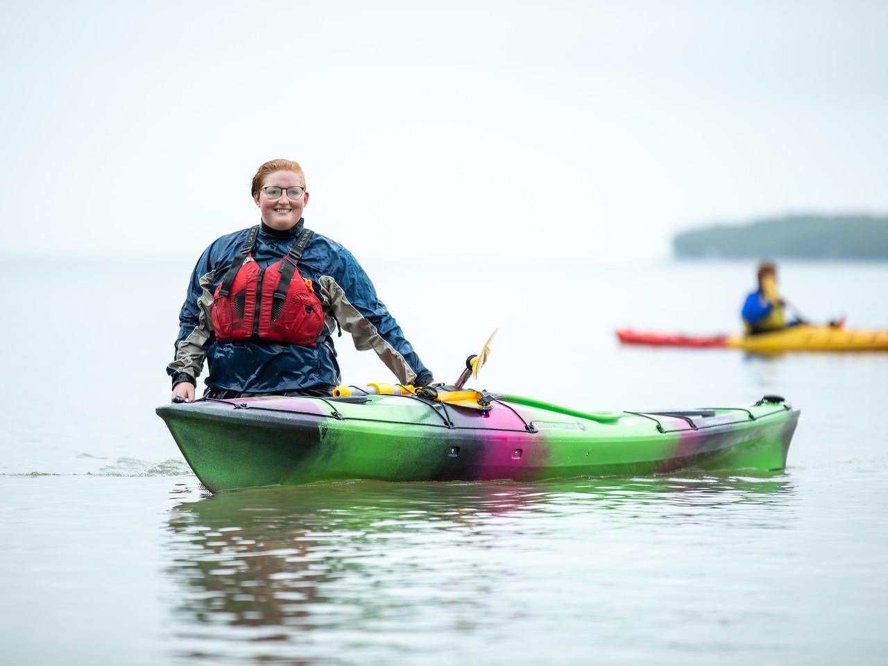 Kayak Class 3