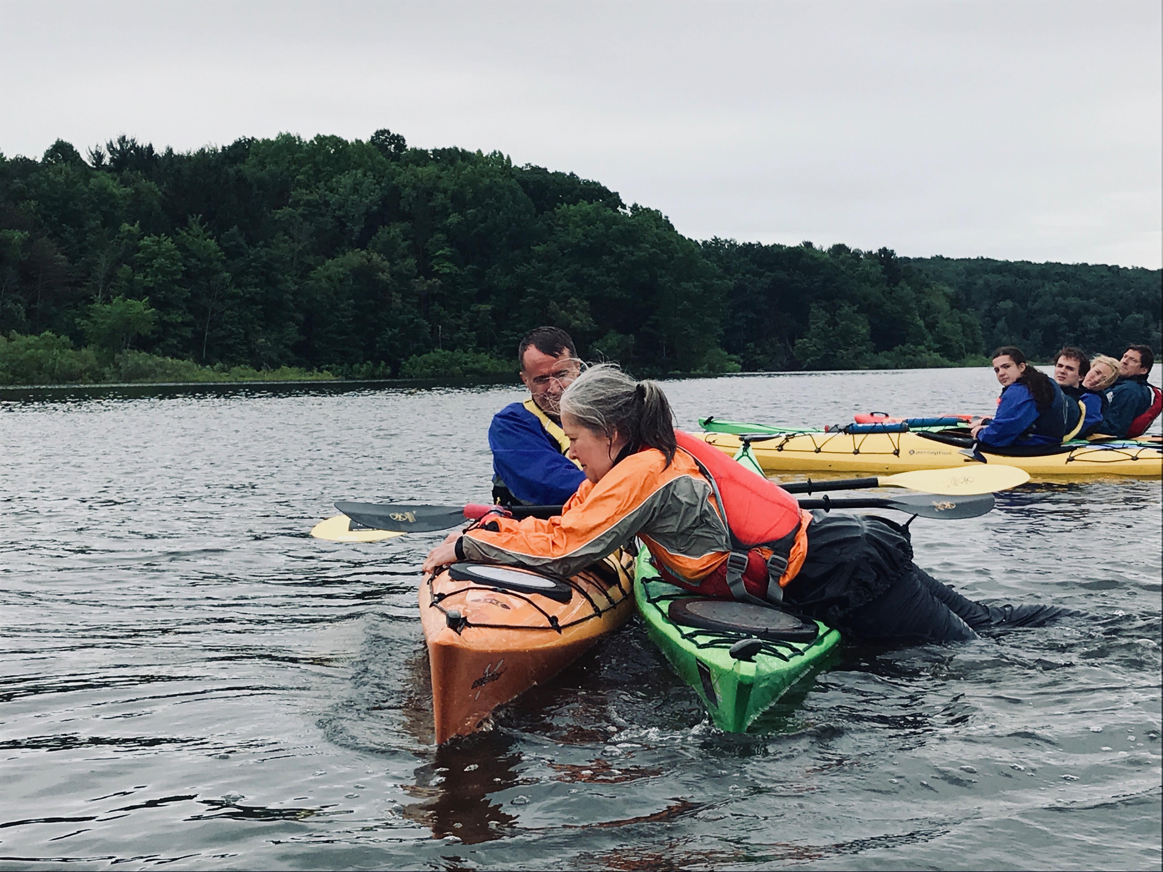 Sea Kayak Rescues