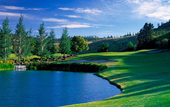 SPOKANE COUNTY GOLF COURSES