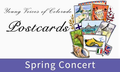 YVC Spring Concert @ Newman Center for the Performing Arts | Denver | Colorado | United States