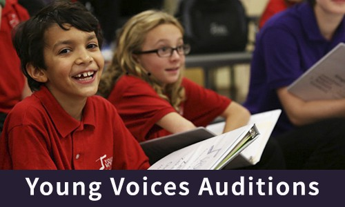 Auditions @ Young Voices Studio | Englewood | Colorado | United States