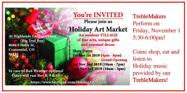 @ Holiday Art Market | Centennial | Colorado | United States