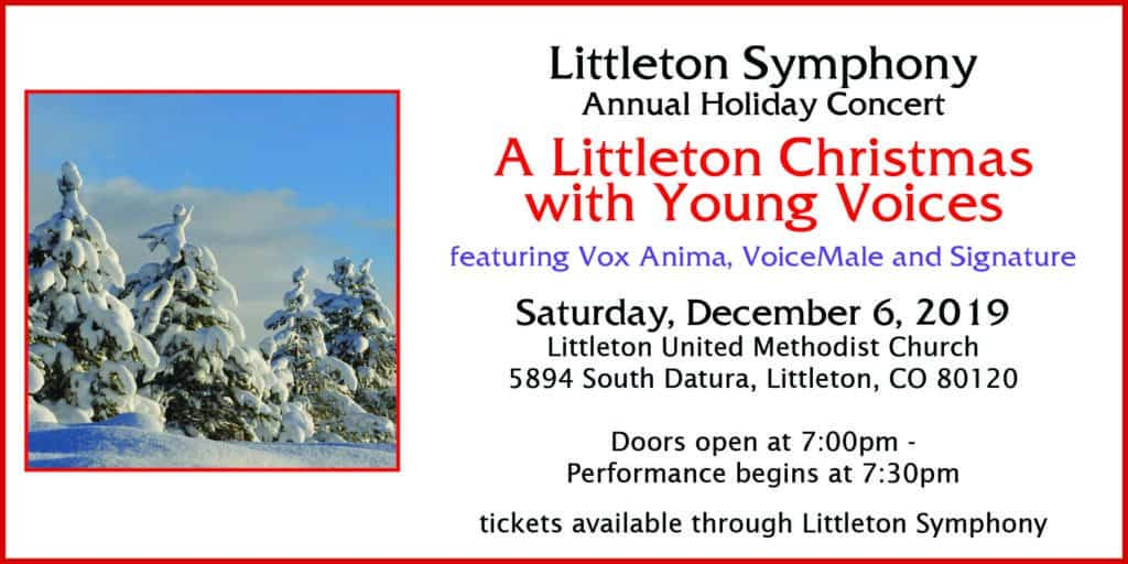 A Littleton Christmas with Young Voices @ Littleton United Methodist Church | Littleton | Colorado | United States