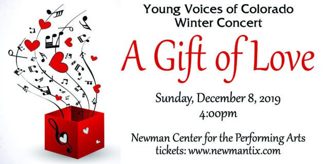 Winter Concert - A Gift of Love @ Newman Center for the Performing Arts | Denver | Colorado | United States