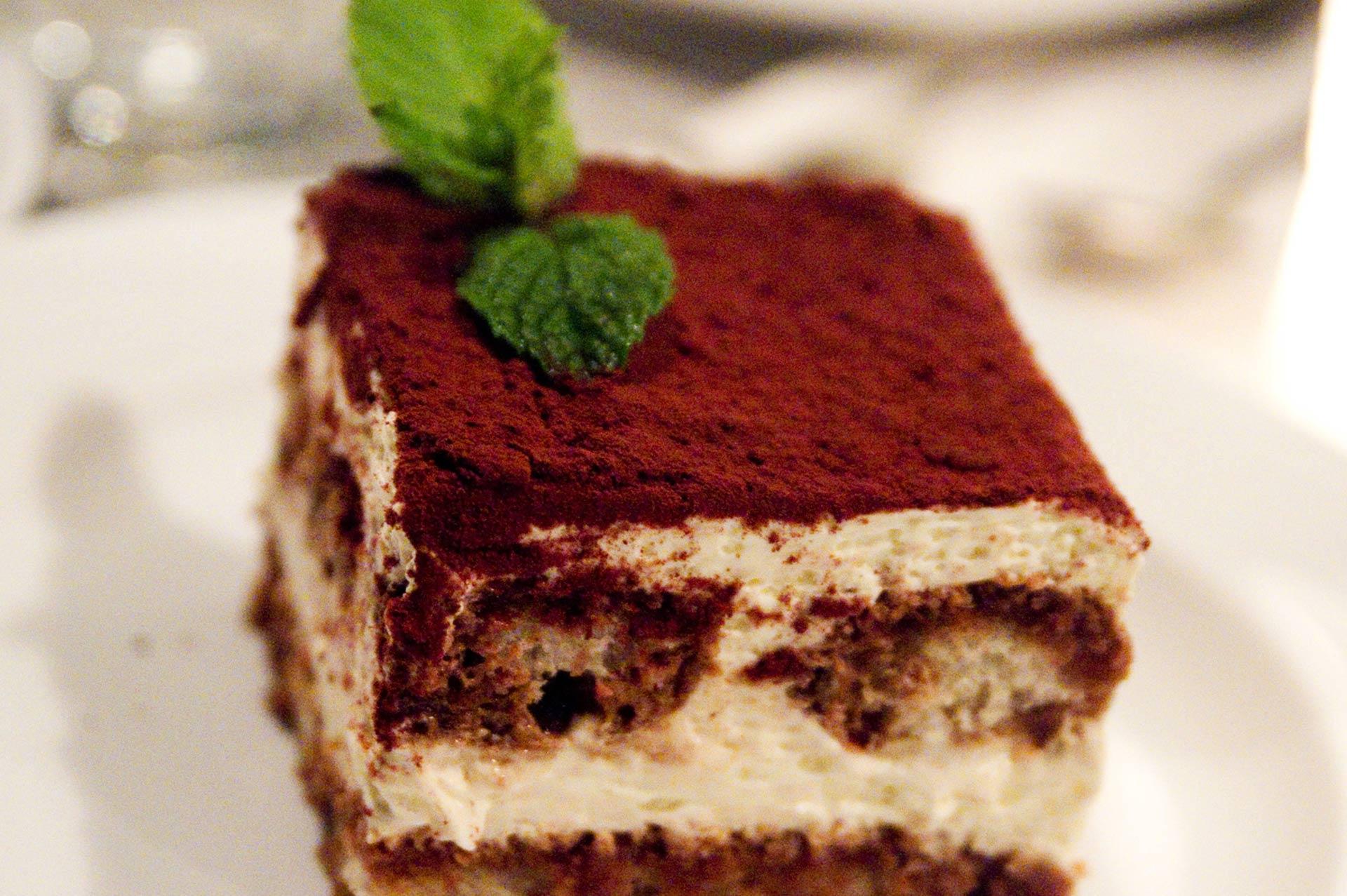 Dessert - Pasta-go