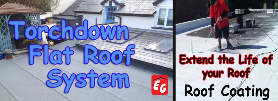 Types of Modified Roofing