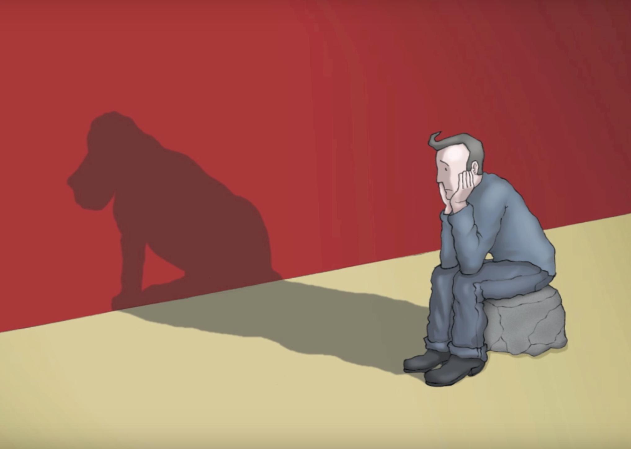 Black Dog Depression