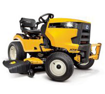 Cub Cadet riding mower SLX54