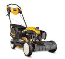 Cub Cadet self propelled mower Geocode: @34.2153851,-78.0160862