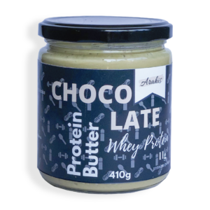 Protein Butter White Chocolate