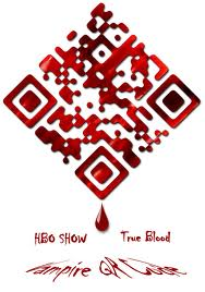 HBO True Blood QR Code