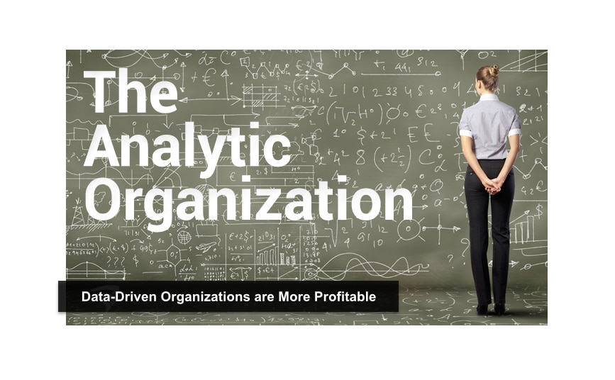 data driven organizations are more profitable