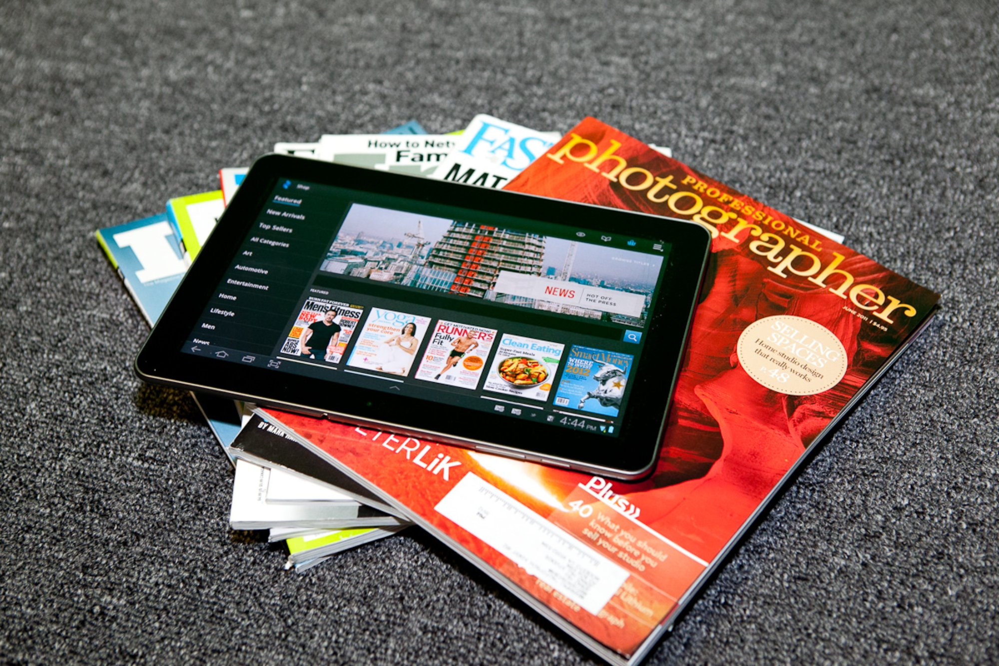 White Paper Print Marketing in a Digital World